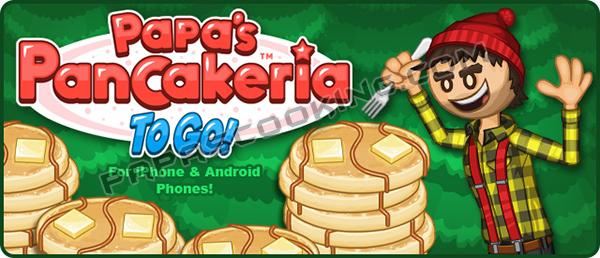 Papa's Pancakeria To Go