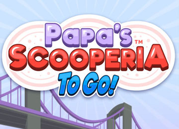 Papa's Scooperia To Go