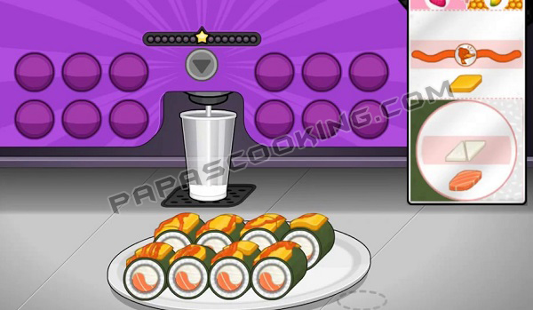 Papa's Sushiria APK Download