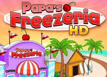 Papa's Freezeria HD