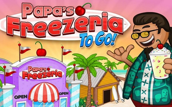 About Papa's Freezeria To Go APK Free Download