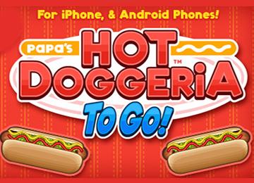 Papa's Hot Doggeria To Go