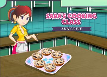 About Sara's Cooking Class: Mince Pies Game