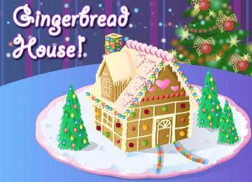 Gingerbread House!