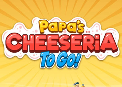 Papa's Cheeseria To Go